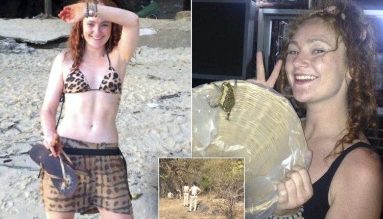 """بالفيديو: جريمة قتل """"دانيال"""".. لاحقها واغتصبها حتى غرقت بدمائها"""