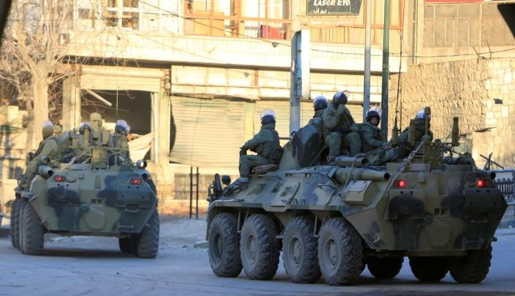 روسيا تنشر قوات بعفرين السورية وتنفي إقامة قاعدة