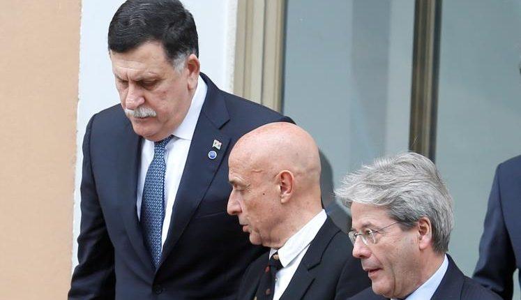 إستعداد أوروبي لدعم ليبيا من أجل وقف تدفق المهاجرين