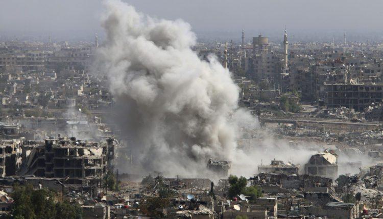 بعد اشتباكات دمشق.. المعارضة تعلن سقوط وقف إطلاق النار