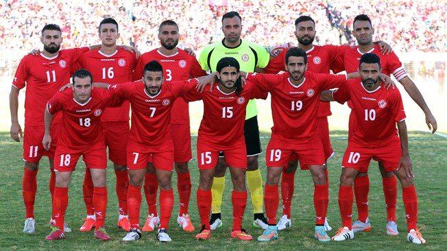 منتخب لبنان يدخل معسكرا تدريبيا قبل موقعة هونغ كونغ